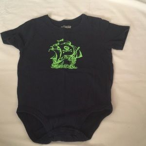 Oshkosh boys pirate bodysuit